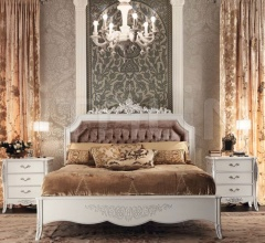 Кровать 2058 BI фабрика Francesco Pasi