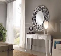 Настенное зеркало 6025 argento фабрика Francesco Pasi