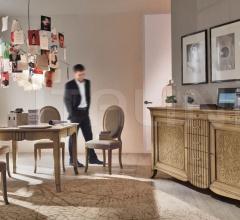 Раздвижной стол 6004 luxury фабрика Francesco Pasi