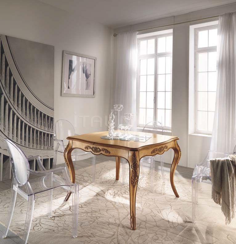 Раздвижной стол 6202 luxury Francesco Pasi