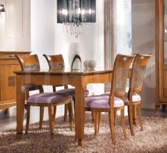 Раздвижной стол 6003 фабрика Francesco Pasi