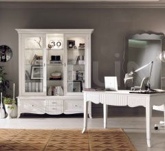 Письменный стол 6103 bianco фабрика Francesco Pasi