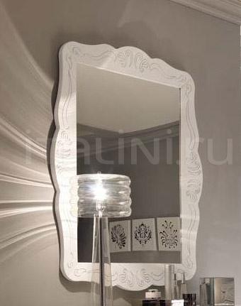 Настенное зеркало 6076 bianco Francesco Pasi
