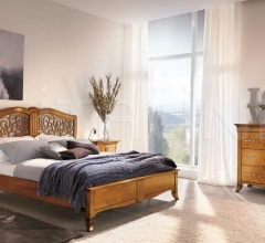 Кровать 6017 luxury фабрика Francesco Pasi