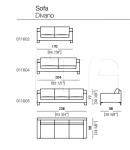 Модульный диван Easy Arketipo