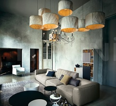 Итальянские подвесные светильники - Подвесной светильник Wudu фабрика Arketipo