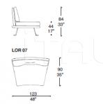 Модульный диван Lord IL Loft