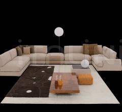 Модульный диван Vision фабрика IL Loft