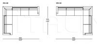Модульный диван Vision IL Loft