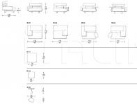 Модульный диван Rialto IL Loft