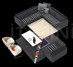 Модульный диван Alicante фабрика IL Loft