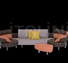 Модульный диван Milton фабрика IL Loft