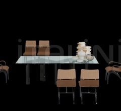 Стол обеденный Chicago фабрика IL Loft