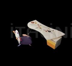 Итальянские письменные столы - Письменный стол Haki Baby фабрика IL Loft