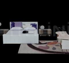Кровать Astor фабрика IL Loft