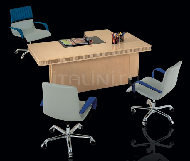 Письменный стол Ruthy Scrivania Lineare IL Loft