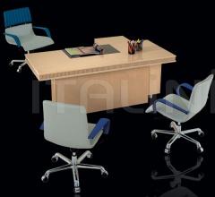 Письменный стол Ruthy Scrivania Lineare фабрика IL Loft