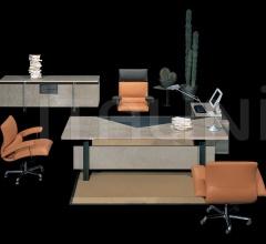 Письменный стол Geox Scrivania фабрика IL Loft