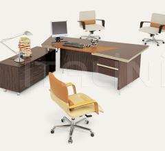 Письменный стол John Scrivania Lineare фабрика IL Loft