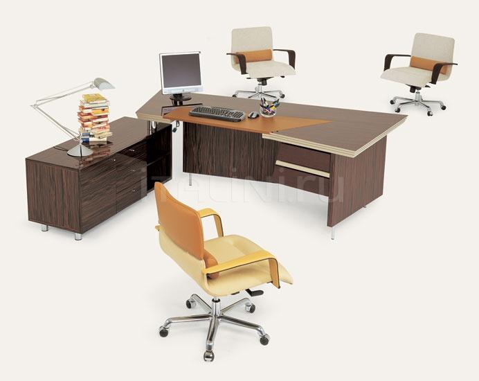 Письменный стол John Scrivania Lineare IL Loft