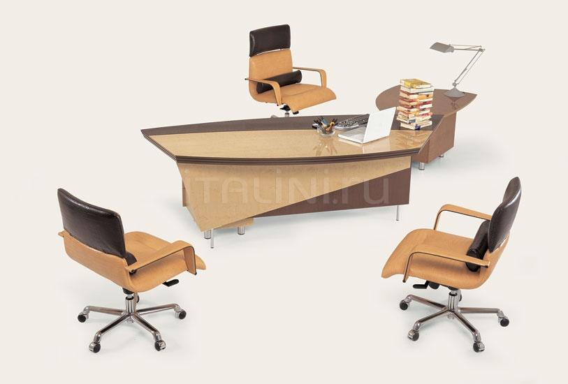 Письменный стол John Scrivania Sagomata IL Loft