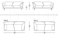 Модульный диван Gala IL Loft