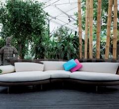 Итальянские диваны - Модульный диван Super Roy esecuzione speciale Outdoor фабрика IL Loft