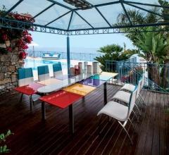Итальянские столы - Стол обеденный Square Outdoor Tavolo фабрика IL Loft