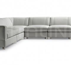 Модульный диван Larry фабрика Poltrona Frau