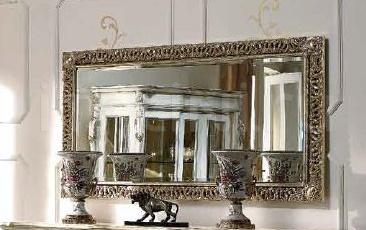 Настенное зеркало 686 Scappini & C
