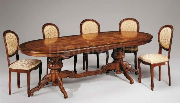Стол обеденный 424/R Scappini & C