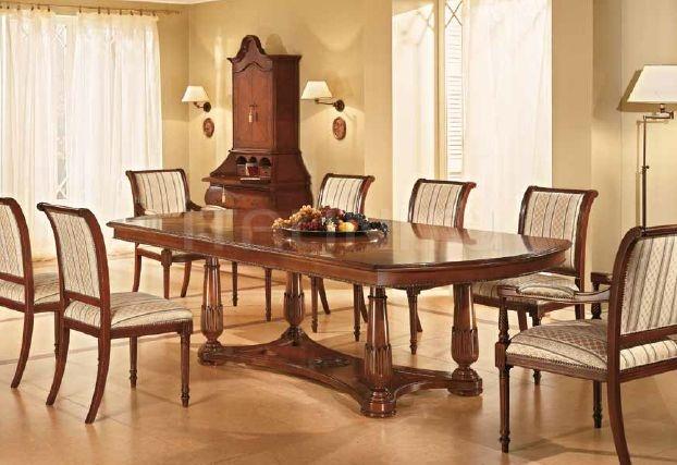 Стол обеденный 332/R Scappini & C