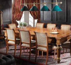 Итальянские игровая комната - Бильярдный стол 992 фабрика Scappini & C