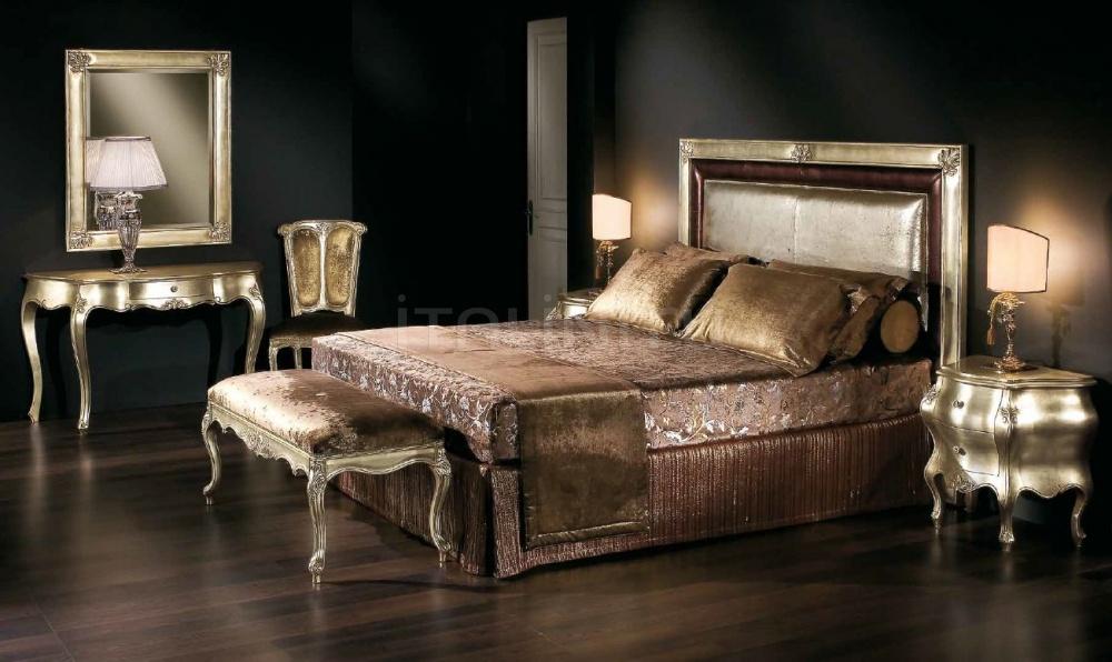 Кровать 2080+2084 Scappini & C