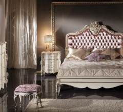 Кровать 2040-L+2040-GLL фабрика Scappini & C