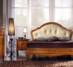 Кровать 2100-GL+2100 фабрика Scappini & C