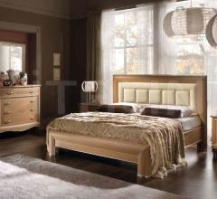 Кровать 2110-GL+2110 фабрика Scappini & C