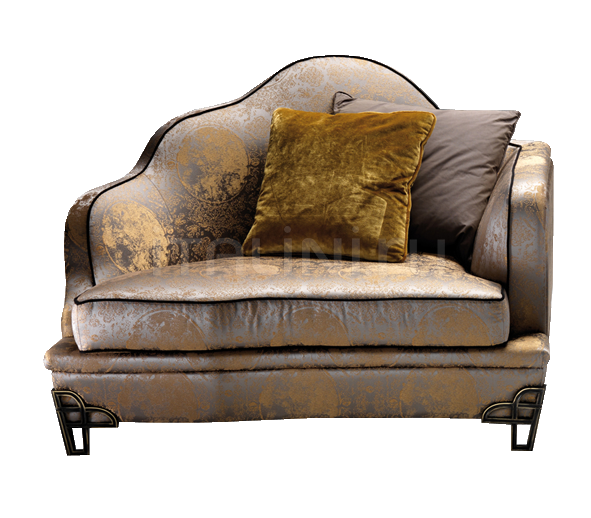 Кресло Gaspare S 801 sx Elledue