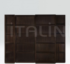 Книжный стеллаж Diderot tail фабрика Armani Casa