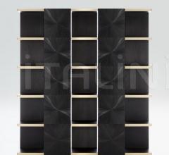 Книжный стеллаж Freud фабрика Armani Casa