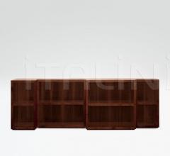 Книжный стеллаж Diderot low фабрика Armani Casa