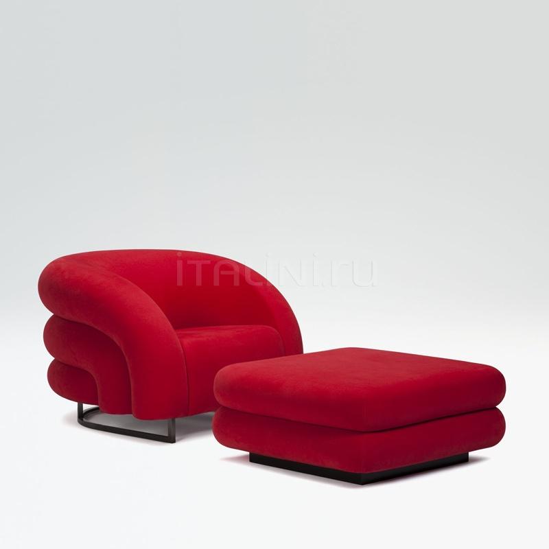 Кресло+пуф Baloon Armani Casa