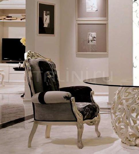 Кресло COLLIERS 390 silver Giusti Portos