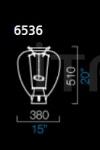 Настольный светильник Veronese Barovier&Toso