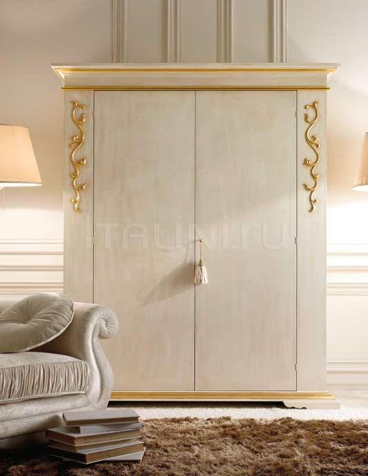 Шкаф BLASONE 250 ivory gold Giusti Portos