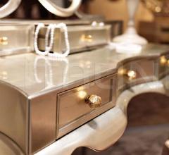 Туалетный столик RIMMEL 210 champagne silver фабрика Giusti Portos
