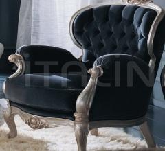 Кресло BARONE CAPITONNE 421 фабрика Giusti Portos