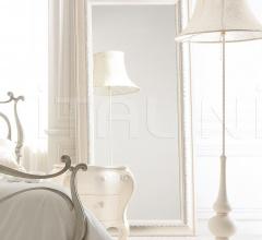 Настенное зеркало LONDRA 126 ivory luise фабрика Giusti Portos