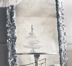 Настенное зеркало PRINCE 134 aged фабрика Giusti Portos