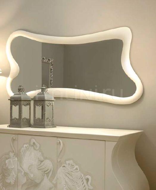 Настенное зеркало GLAMOUR 140 Giusti Portos